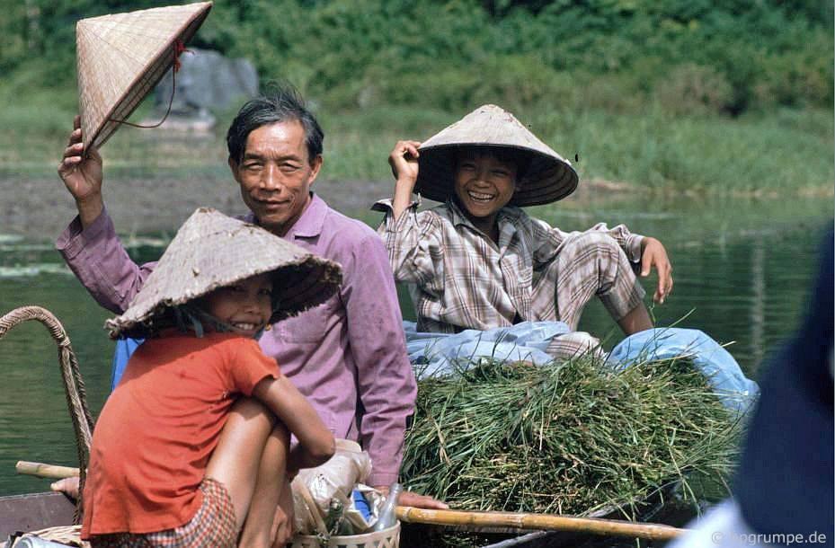 Vietnam – ein Land stellt sich vor