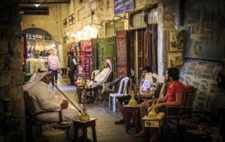 Tradition wird im Bazar noch gelebt