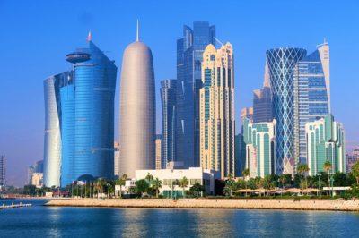 Doha, Hauptstadt von Qatar