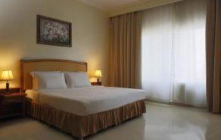 So wohnt man im Hotel Ezdan
