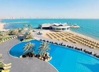 Strand des Hilton Doha