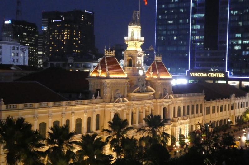 Ho Chi Minh Ciyt Rathaus