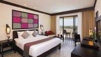 Schönes Zimmer mit Flussblick