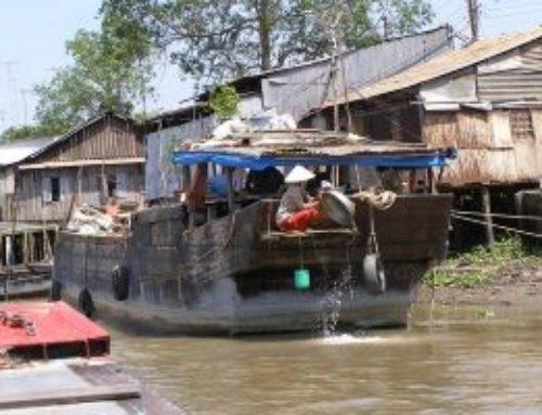 Ausflug ins Mekong-Delta