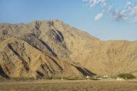 Gebirge in Musandam