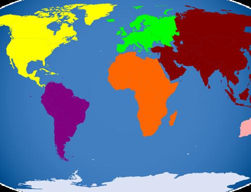 Bereiste Länder