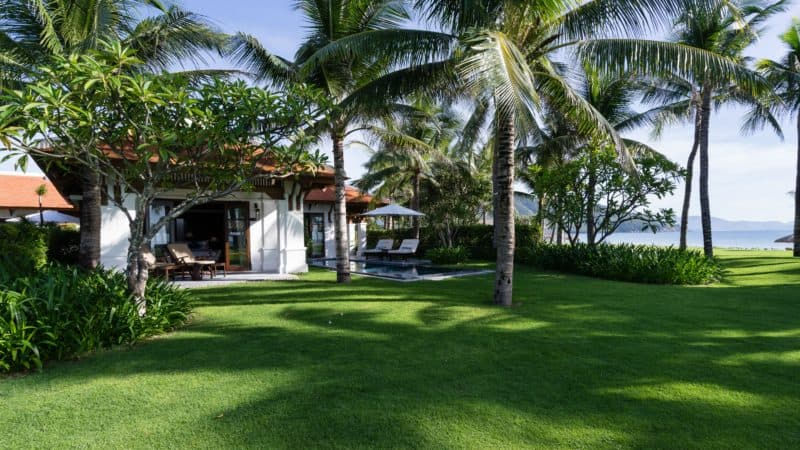Villa mit eigenen Pool