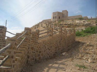 In Mirbat