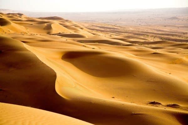 Sanddünen der Rub al Khali