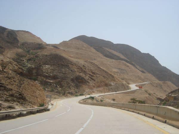 The Zig-Zag-Road