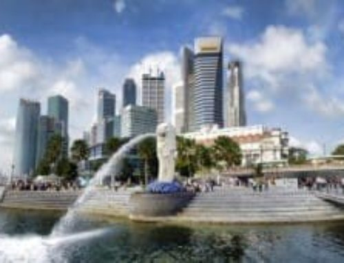 Civic District Singapur – ein gemütlicher Bummel