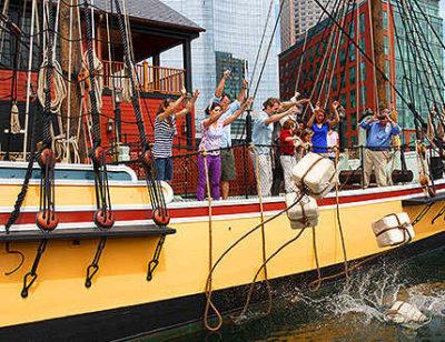 Tea Party Ship
