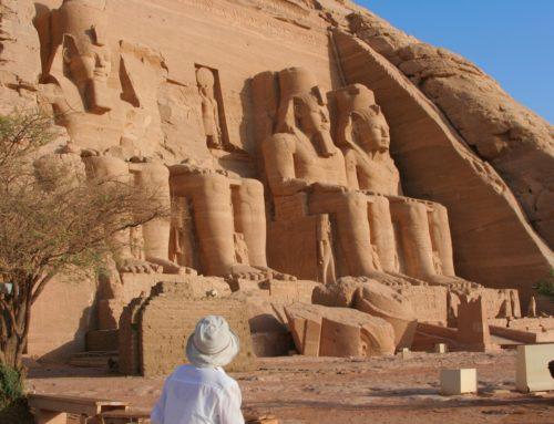ÄGYPTEN – NILKREUZFAHRT UND BADEN