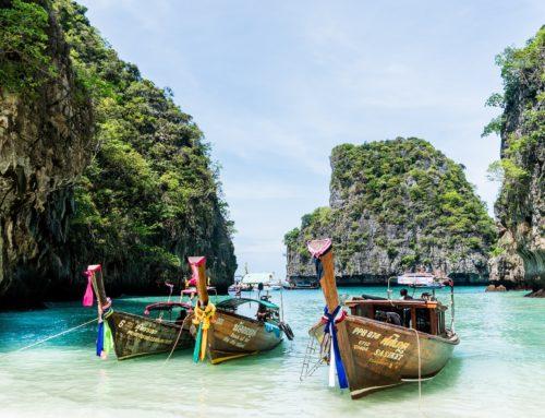 THAILAND – KULTUR UND BADEN