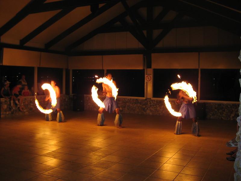 Fiji-Tänzer